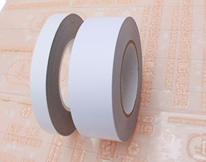 Flexo photopolymer plate double sided mounting tape